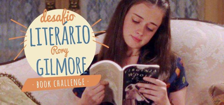 Desafio Rory Gilmore Book Challenge