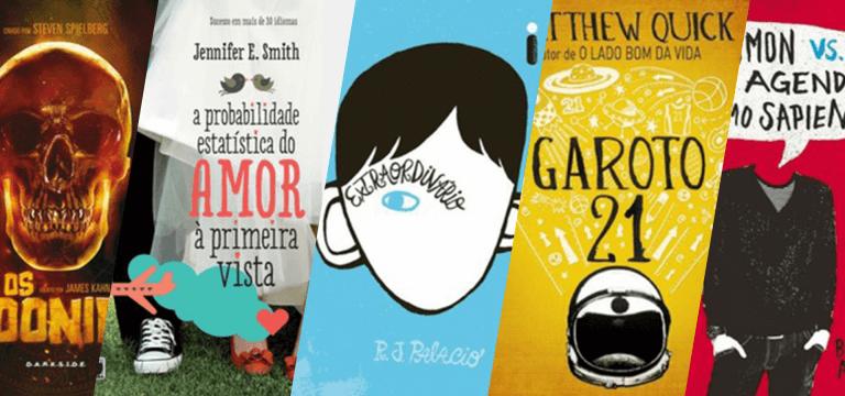Livros para ler e se apaixonar #1