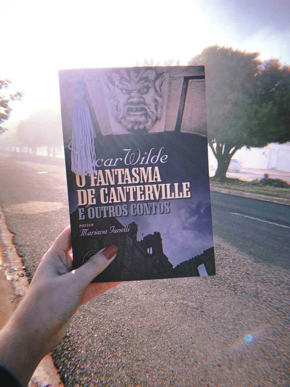 O fantasma de canterville e outros contos de oscar wilde